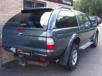 2006 MITSUBISHI L200 4WD TROJAN LWB DCB 4X4 DIESEL