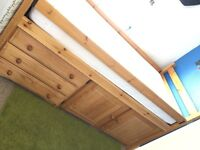 Strong wood cabin bed URGENT + FREE DELIVERY