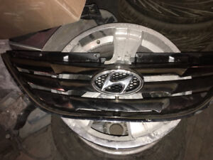 Grille for 2014 Hyundai Elantra