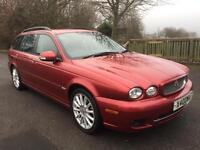 Jaguar X-TYPE 2.0D ESTATE S