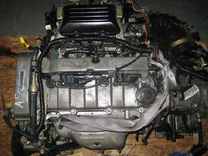 01 03 MAZDA PROTEGE 5 MAZDA 5 FSZE FS FS9 DOHC 2.0L ENGINE AUTO