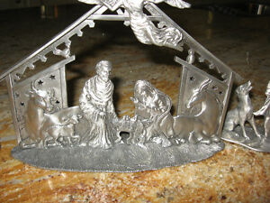 Seagull Pewter Christmas pieces Kitchener / Waterloo Kitchener Area image 2