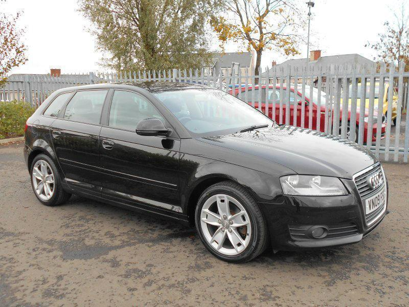 2009 audi a3 1 9 tdi e sport sportback 5dr in larkhall south lanarkshire gumtree. Black Bedroom Furniture Sets. Home Design Ideas