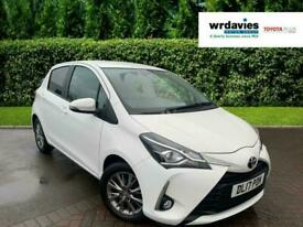 2017 Toyota Yaris VVT-I ICON Hatchback Petrol Manual
