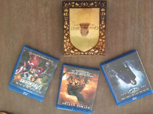 Game of Thrones season 5 and blu rays