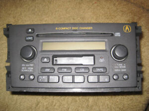 2002 Acura TL ,  6-Compact Disc Changer.