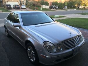 2005 Mercedes-Benz E-Class 3.2L 4MATIC Sedan