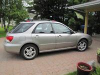 Subaru Impreza 2005 2.5 RS
