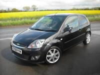 FORD FIESTA 1.25 ZETEC CLIMATE *NEW CAM BELT KIT* GREAT HISTORY