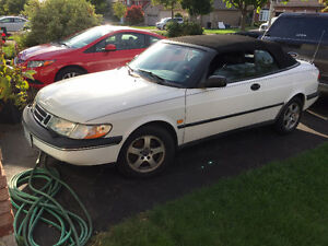 1997 Saab 900 SE turbo Convertible price reduced