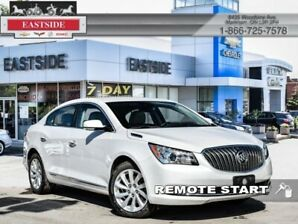 2015 Buick LaCrosse Leather  - Leather Seats -  Bluetooth - $114.91 B/W