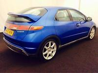 HONDA CIVIC 2.2i-CTDi SE [2007]ONE OWNER..£71 RD TAX..HISTORY.LOOKS+DRIVES GREAT