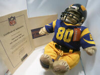 St Louis Rams Official NFL Collectible Bear