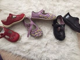 Girl shoes. CLARKS