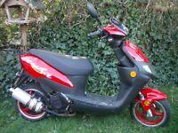 for sale branson cuba 50cc 2012 £200.00 ono