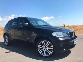 2012 BMW X5 3.0 30d M Sport xDrive (s/s) 5dr