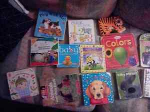 LOTS OF TODDLER BOOKS, WELL OVER 20 BOOKS.