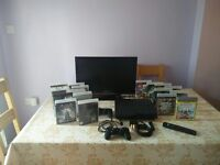SONY PS3 WITH LED TV