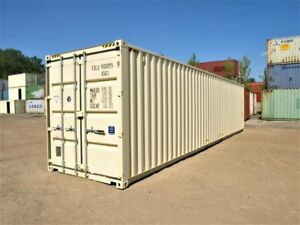 Portable Storage Container Rentals. NEW units 20' and 40'