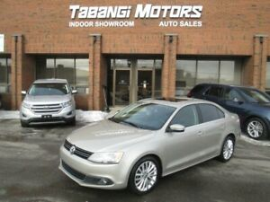 2012 Volkswagen Jetta HIGHLINE | NO ACCIDENTS | LEATHER | SUNROO