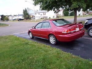 2003 Honda Accord  -- Special Edition