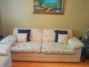 Formal room 5 seater sofa