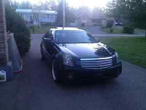 2003 Fully Loaded Cadillac CTS 20 inch rims
