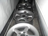 Ton's of rims to go...Trades or cash.