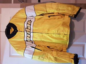 Men's medium joe rocket motorcycle jacket