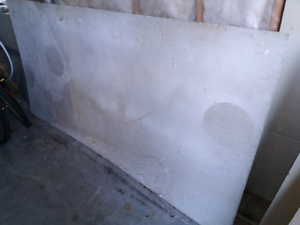4*8 sheet of cement board -free