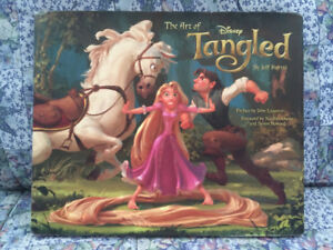 The Art of Tangled Book