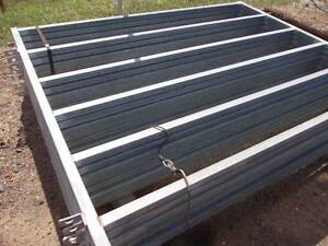 Portable Horse Cattle Stock Panels Gal Steel Hatton Vale Lockyer Valley Preview