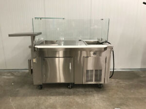 Nella - Custom Refrigerated Cold Counter - On Clearance!