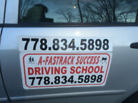DRIVING SCHOOL OFFERING LOW PRICED DRIVING LESSONS/CAR RENTAL