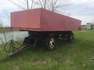 24' dumper and other farm wagons Windsor Region Ontario image 6