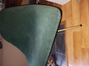 Early MID-CENTURY  chair..beauty shape..one seen in museum.