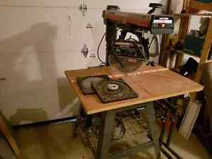 Radial arm saw West Island Greater Montréal image 1