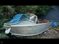 Boat aluminium
