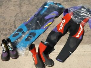 Men's & Lady's Polaris Wet Suits