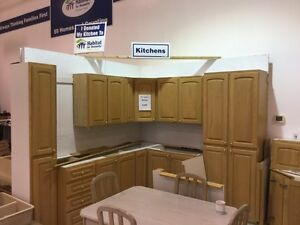 Kitchen uppers and lowers