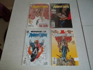 dc comics new 52 animal man 2011