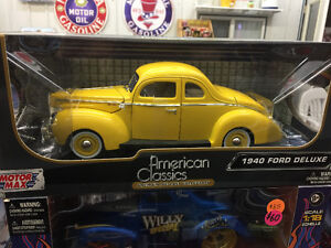 1940 Ford Deluxe diecast car