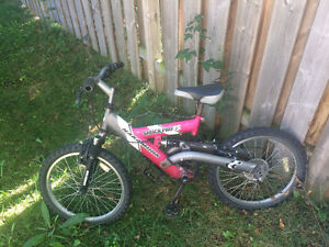 "20"" Nakamura Mountain Bike, Front and Rear Suspension"
