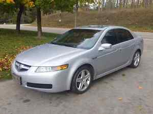 2005 Acura TL Certified and Etested