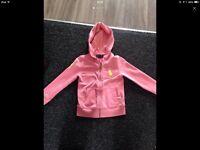 Size 5 Ralph Lauren Girls hoodie