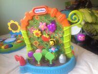 Little tikes plant-n-play garden activity