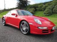 2007 Porsche 911 3.8 Carrera 4 S Tiptronic S **350 BHP**