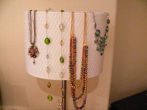 Four Unique Necklaces