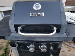 BBQ master forge natural gas