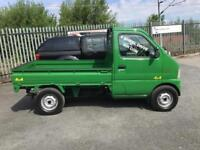 Suzuki Carry pick up truck 4x4 air con This one is now SOLD more in stock